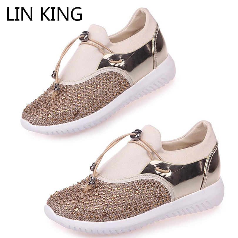 Casual Shoes Light-Sneakers Slip-On Flats-Loafers Comfortable Outdoor Plus-Size New Unisex