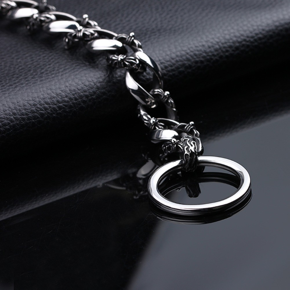 316L-Stainless-Steel-Mens-Biker-Belts-Vintage-Dragon-Head-Clasp-Wallet-Key-Chains-Hip-Hop-Trousers (4)