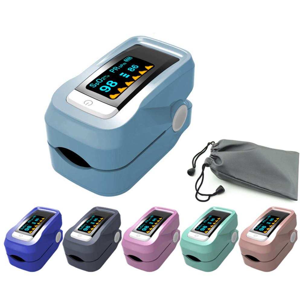 finger pulse oximeter blood oxygen spo2 oxymeter saturation oximetro saturimetro oxymetre pulsioximetro de pulso dedo oximeters anti shaking fingertip pulse oximeter blood oxygen saturation monitor oximetro de pulso portable pulsioximetro