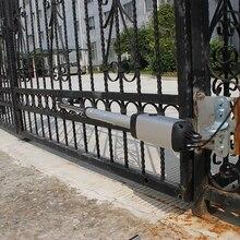 Нержавеющая автоматическая открывалка для ворот GALO PKM-101 до 16 футов в длину и 650 фунтов для двойных ворот