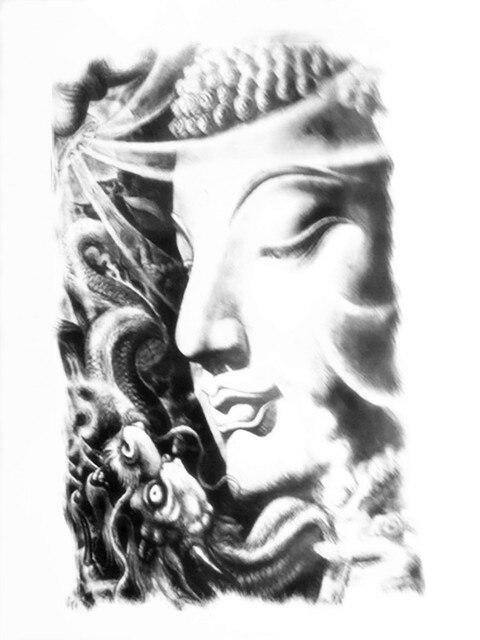 Buddha gnade leuchtet alle symbolische tattoo drachen vs Buddha ...