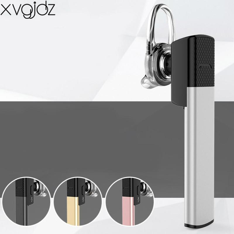 xvgjd Mini Stereo Bluetooth Headset Wireless CSR 4.0 Blutooth Handsfree headphones earphone with MIC for iphone Samsung Xiaomi ihens5 2 in 1 bluetooth earphone usb car charger adapter with mini wireless stereo headset handsfree with mic for cell phone