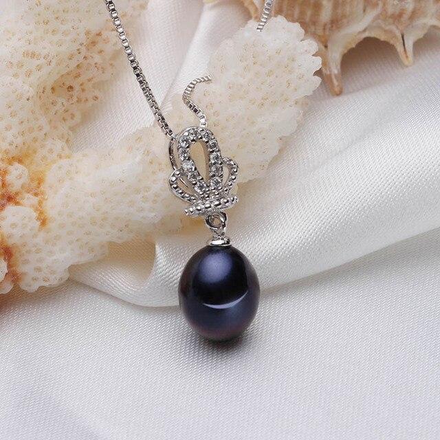 HENGSHENG New Fine Elegant Jewelry Set Top Quality Freshwater Pearl Pendant/Earrings for Women Jewelry