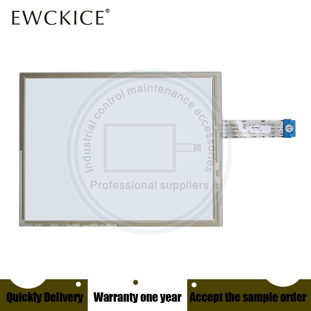 NEW RES-15.1-PL8 95411-04 HMI PLC touch screen panel membrane touchscreen