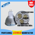 6pcs/lot Free shipping High power CREE Led Lamp Dimmable MR16 9W 12V Led spot Light Spotlight led bulb down light lighting
