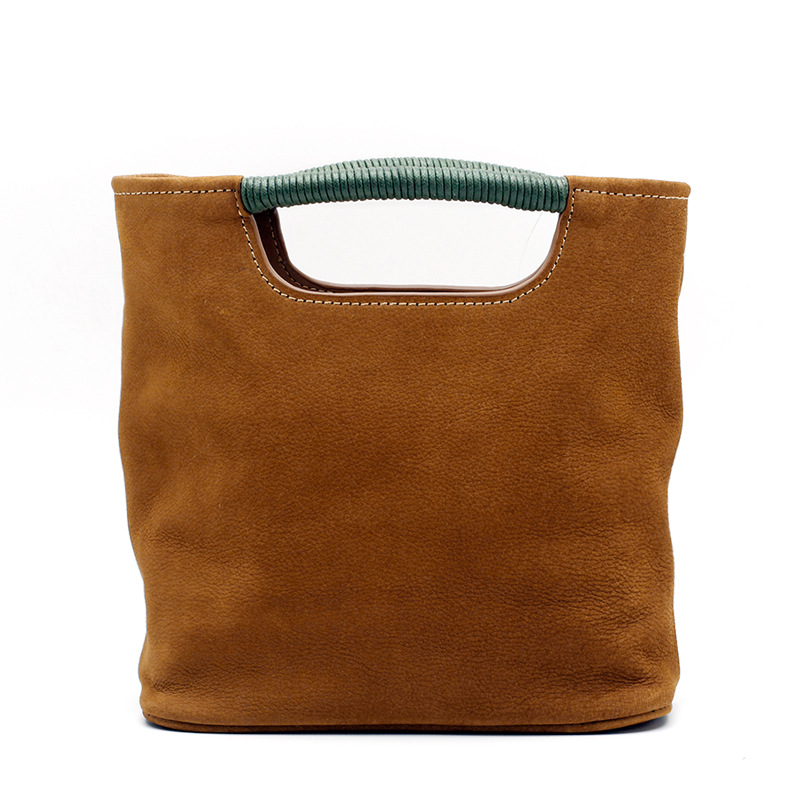 Bolsa Feminina Clutch Tote Bags Luxury Handbags Women Bags Designer Soft Genuine Leather Vintage Basket Crossbody Bags For Women