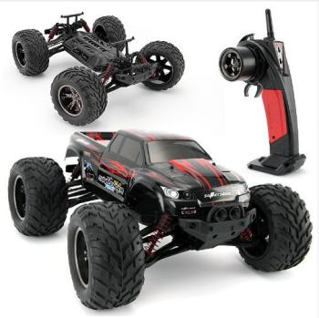 Newest Upgraded Motherboard RC Car 9115 2.4G 1:12 1/12 Scale Car Supersonic Monster Truck Off-Road Vehicle Buggy Electronic Toy