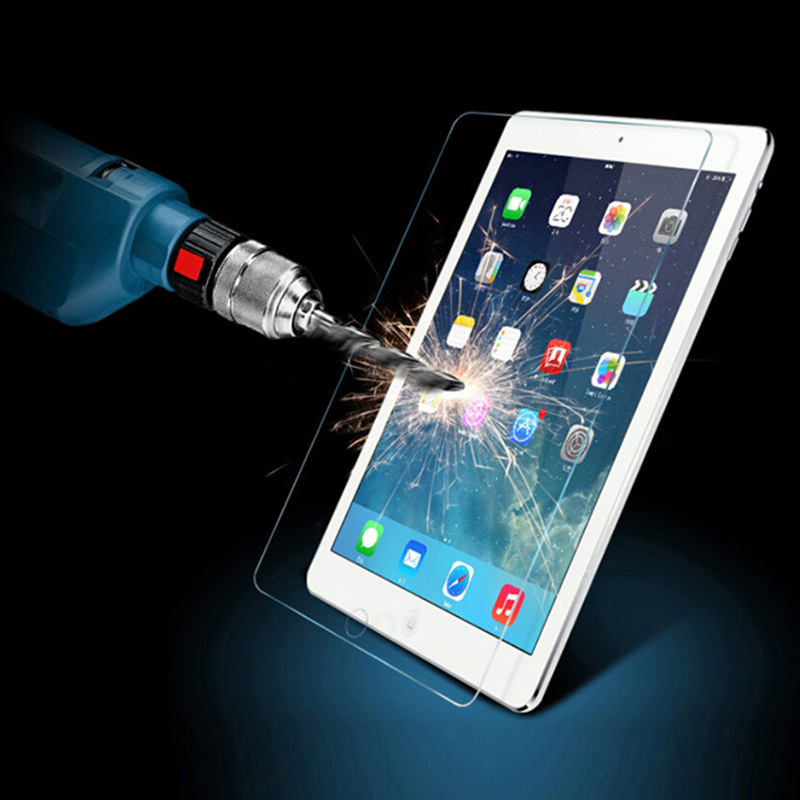 Tempered Glass Screen Protector for iPad 2 3 4 For iPad Mini 1 2 3 mini 4 Air 2 For iPad 5 6 for ipad pro 9.7 12.9 tablet S3C80D tempered glass for apple ipad 2 3 4 pro 9 7 10 5 air1 air2 mini1 mini2 mini3 mini4 screen protector 9h toughened protective