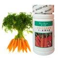 Cápsulas de Polvo de Beta Caroteno Natural Extracto De Raíz De Zanahoria Gorras de Verduras de Cuidado de La Salud Los Suplementos Dietéticos Carotin