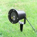 Two Hole Rasha Outdoor IP65 Waterproof 150mW Red Green Moving Twinkle Laser Lights Projector Decorations for Garden Lawn Remote