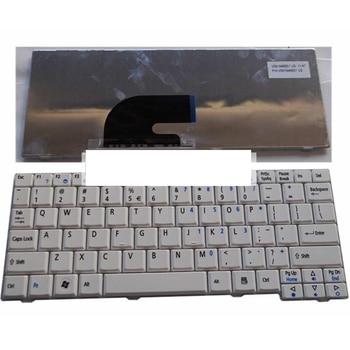 Teclado Inglés para ordenador portátil, para Acer, Aspire ASone, ZG5, AOA150, AOD150,...