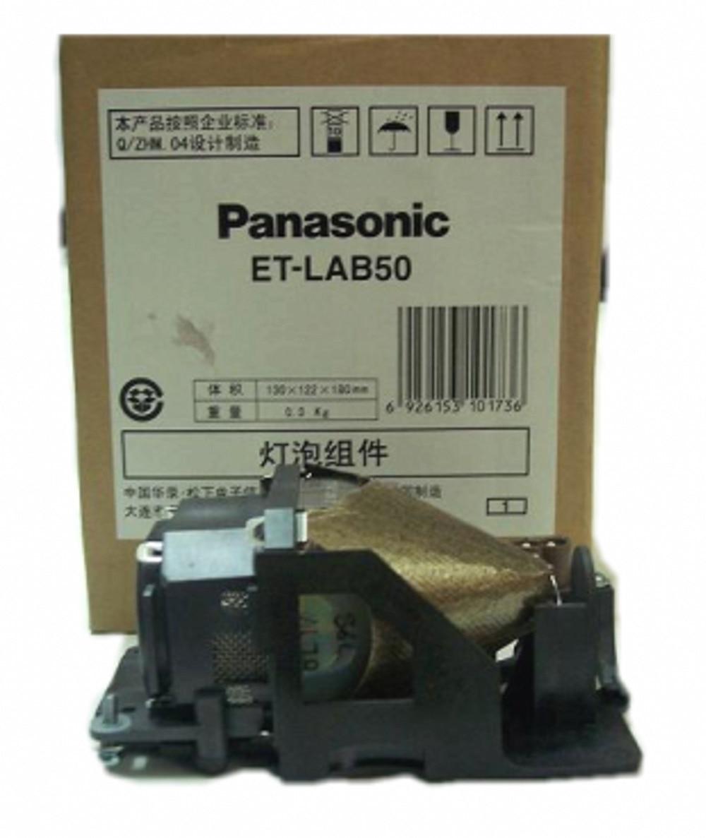 Original Projector Lamp Module ET-LAB50 / ET LAB50 for PANASONIC PT-LB51 / PT-LB50 / PT-LB50NTU / PT-LB50SU / PT-LB50U original projector lamp et lab80 for pt lb75 pt lb75nt pt lb80 pt lw80nt pt lb75ntu pt lb75u pt lb80u