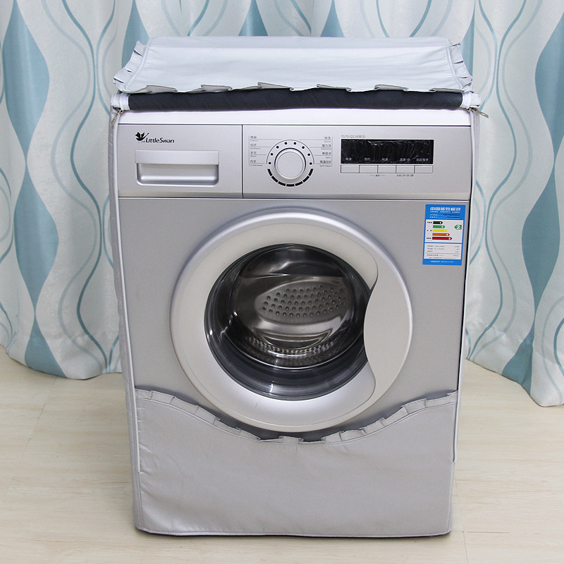 SRYSJS Household Washing Machine Covers Home Waterproof Cleaning Organizer Wholesale Acc ...