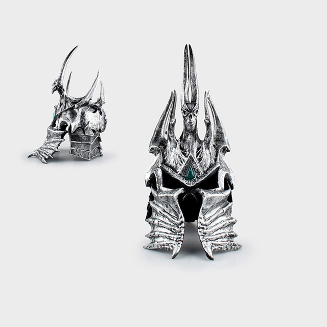 11 Größe Helm Des Todes Ritter Lich King Arthas Beste Cosplay