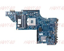 motherboard for hp dv6 dv6-6000 laptop motherboard 641485-001 ddr3 6050a2465101-mb-a02 Free Shipping 100% test ok недорого