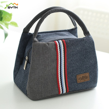 лучшая цена SYTH Baling Series Thermal Insulation Cooler Lunch Bag Fresh Keeping Ice Pack Food Fruit Container Storage Accessory Supply
