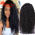 peruvian virgin hair wig full lace curly human hair wigs swiss lace top glueless full lace wig 130% density Swiss lace