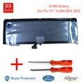 Nueva Calidad Original Batería Para Macbook Pro 15 ''A1286 A1382 batería 10.95 v 77.5wh MC721 723 MD322 323 MD103 MD104 2011 2012
