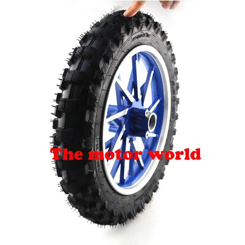 "Front Wheel Tire 10"" 2.50 10 & Rim Tyre Crf50 Crf 50"