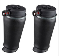 Pair Airbags Air Ride Bags Spring Suspension For 2wd Ford Expedition Lincoln Navigator OE 3U2Z5580KA F75Z5A891AC