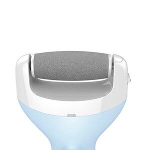 Image 2 - Youpin Yueli Elektrische Foot File Dead Skin Remover Oplaadbare IPX7 Waterdicht 360 Graden Automatische Rotatie Wasbare