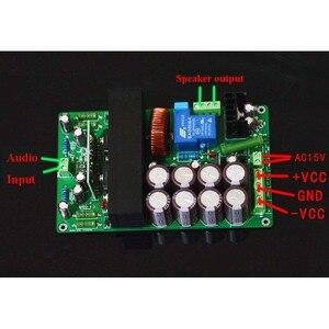 Image 5 - Lusya IRS2092 + IRFB4227 HIFI Power 1000W Mono kanal Digital power amplifier vorstands Klasse D Bühne power verstärker bord b5 006