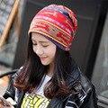 Осень и зима шарф шапки два использовать метод мода высокого качества спорта на открытом воздухе леди без полями шляпы