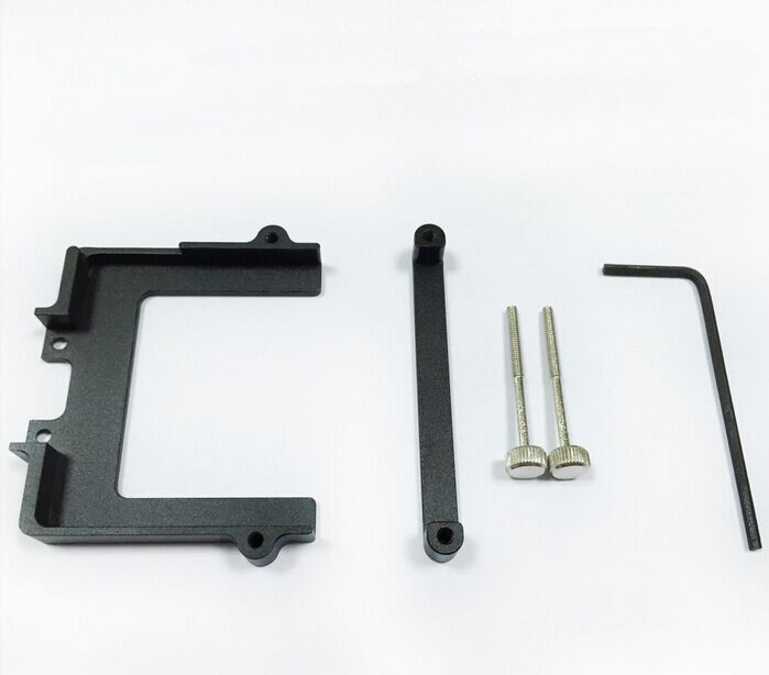 Extend Mount Change Replacement for Xiaomi Yi Sj4000 AEE Cameras for Gopro Cam with Feiyu FY WG Wearable Gimbal F18942