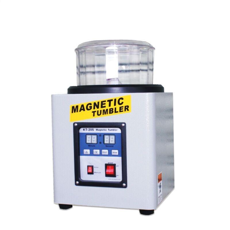 цена Polished rocks for sale Magnetic Tumblers & Tumblers for polishing jewelry making tools Jewelry Equipment polishing machine
