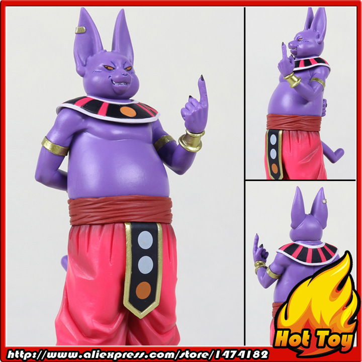 100% figurine originale de la Collection BANPRESTO Chozousyu Vol. 3-Champa de