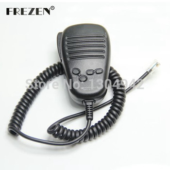 6-pin plug Remote Speaker Mic Microphone PTT For MH-42B6J Yaesu FT-7800R/ 7900R FT-8800R FT-8900R FT-1900R FT-2900R FT-1802 sport elit 6 ft