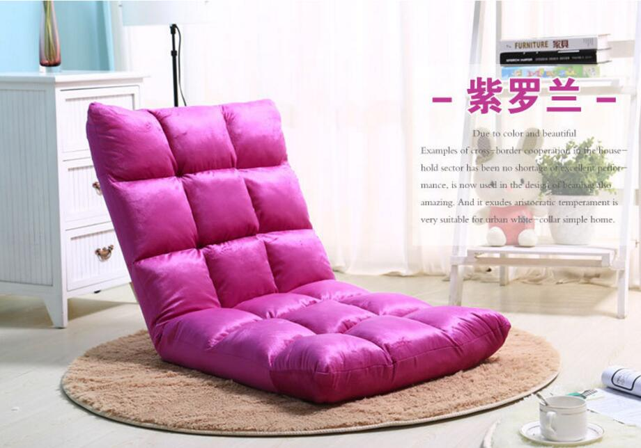Sleep Chaise Floor Seating Living Room Furniture Relax Japanese Sofa Chair Adjustable Reclining Lounge Daybed