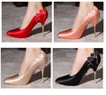 Freeshipping Best Selling Dropshipping Silk Upper Material Genuine Leather Inside Designer Manual Design Lady Wedding Shoes C061