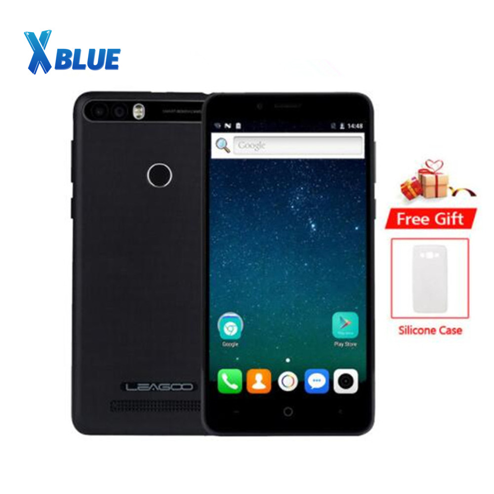 LEAGOO KIICAA POWER 3G Smartphone Android Dual Back Camera 4000mAh Battery 2GB 16GB MT6580A Quad Core