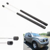 2pcs Auto Rear Hatch Liftgate Gas Charged Struts Lift Support For 05 13 Nissan Pathfinder