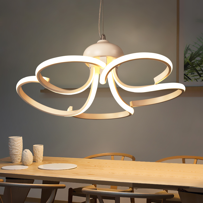 New Arrival Ideal Pendant Chandelier For Dining Kitchen Room suspension luminaire led avize Hanging Modern Chandelier Lamp new arrival spring modern led chandelier for dining kitchen bar ac85 265v iron rose gold chandelier fixtures