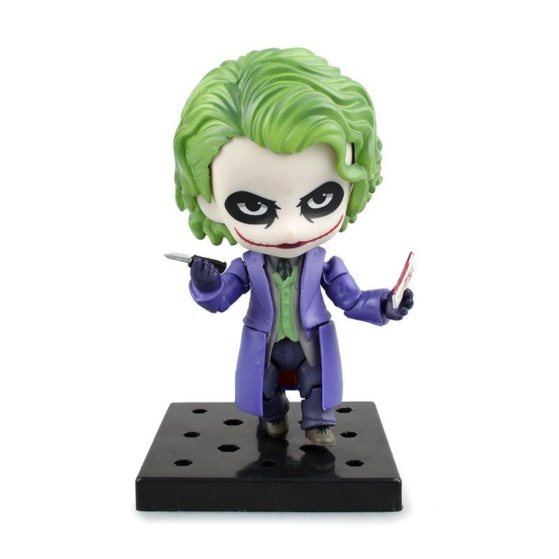 Nendoroid Mini Action Figure – 566 Joker in Movie Batman  10CM  Movie The Dark Knight Rises