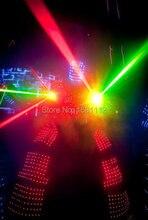 2015 new led robot / led robot costume / led light suit / led lights costumes