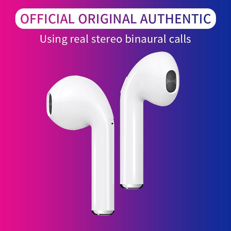 SHAVA TWS Mini Wireless Bluetooth Earphone Stereo Earbud Headset With Charging Box Mic For All Smart phone bluetooth 5 0 tws mini wireless bluetooth earphone headphone stereo earbud headset with charging box mic for all smart phone i7s page 6