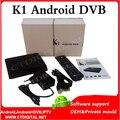 5pcs k1 s2 android tv box dvb t2 1g+8g xbmc/kodi fully loaded wifi 1080p android 4.4 k1 s805 dvb t2 android dvb-t2 signal
