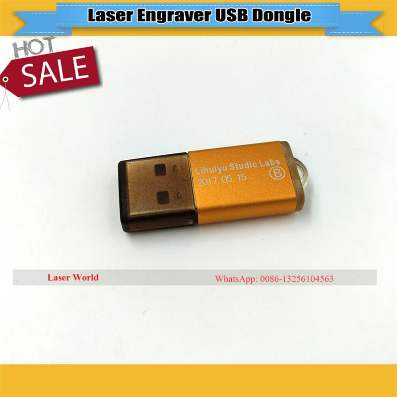 Portable, Inexpensive, Affordable USB Dongle, Support Corellaser And Coredraw