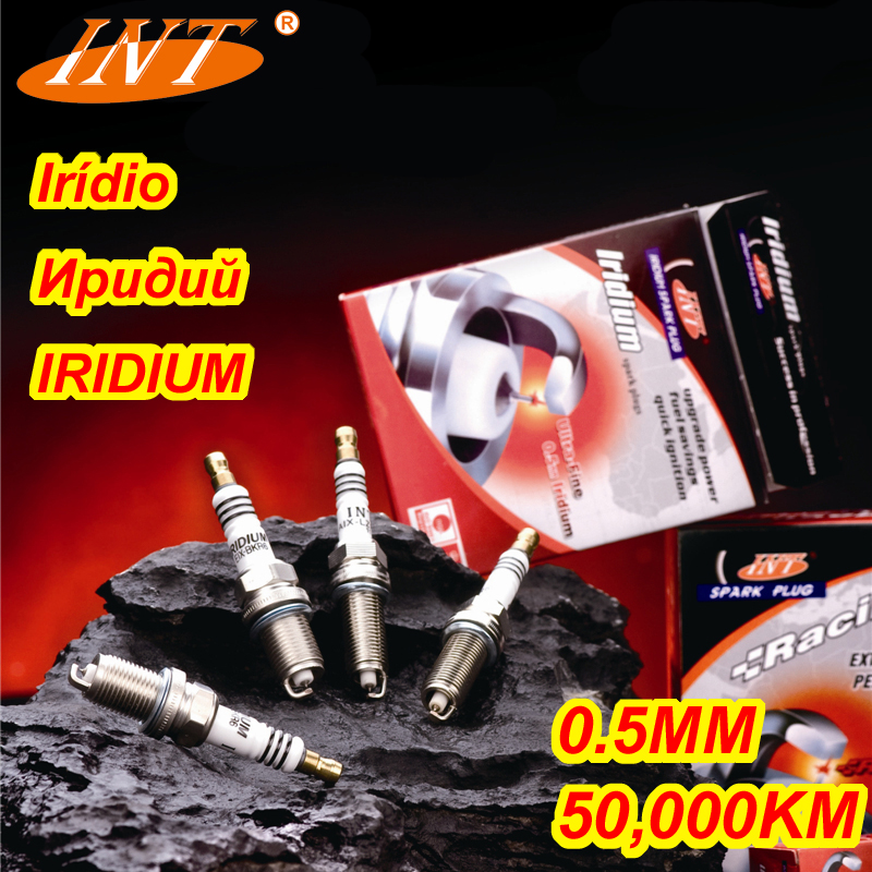 Buy 4pcs/lot INT Iridium Spark Plug EIX-BKR6-11 FOR BKR6EIX-11 BKR6EIX IK20 IK16 IK20TT BKR5EIX-11 VK20 K7RTI-11 K6RTI-11 K6RIU for $14.39 in AliExpress store