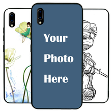 For VIVO Y93 PLUS case Custom Personalized Make your Photo pattern images Hard Body Soft Side Phone Case Cover huaweinova3 case custom personalized make your photo pattern images hard body soft side phone case cover