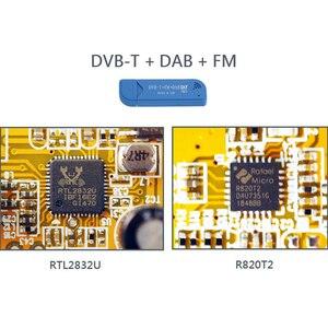 Image 2 - Radio Software RTL2832U R820T2 RTL SDR ricevitore DVB T DAB SDR ADS B