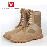 XIANG GUAN America Sport Army Men S Tactical Boots Desert Outdoor Hiking Boots Military Enthusiasts Marine
