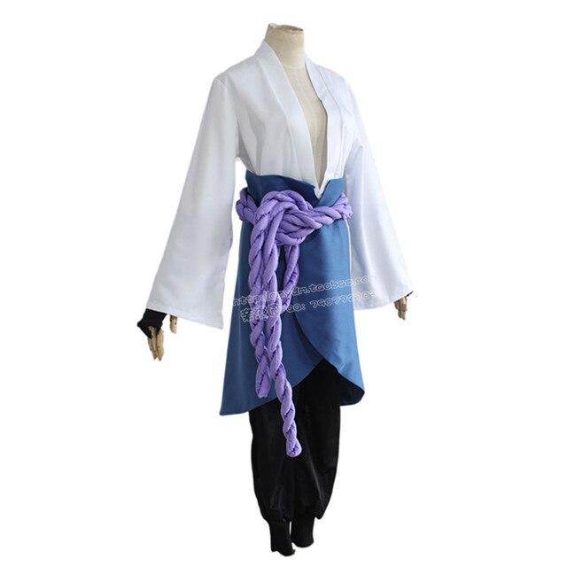 Sasuke Uchiha Cosplay Costume