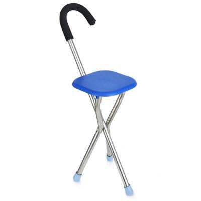 정품 노인 quadripod 다기능 지팡이 목발 의자 다기능 - 가정 장식 - 사진 4