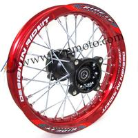 Pit bike Red Vành 1.85x12