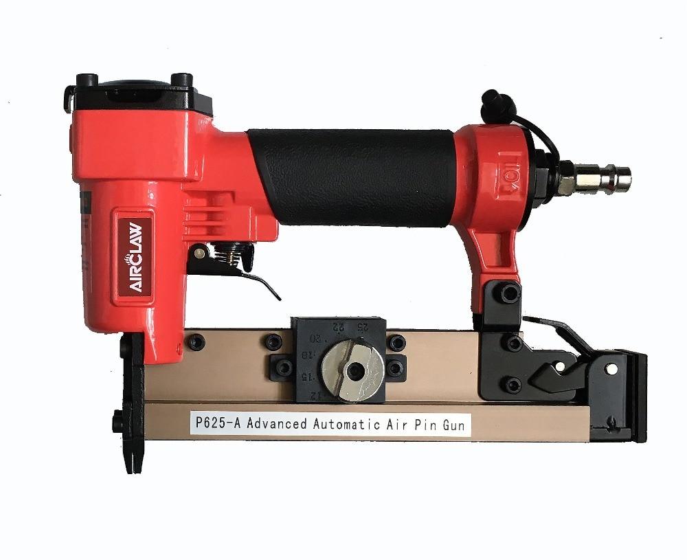 купить 23GA Air Pinner Pneumatic Pin Nailer Gun (not include the customs tax) по цене 1699.94 рублей