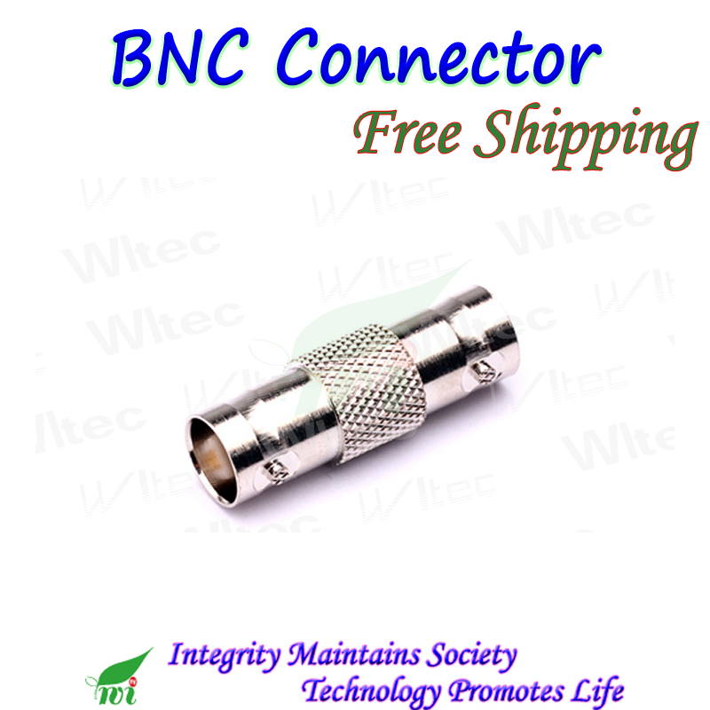 BNC Female To Female BNC Connector Double BNC Connector